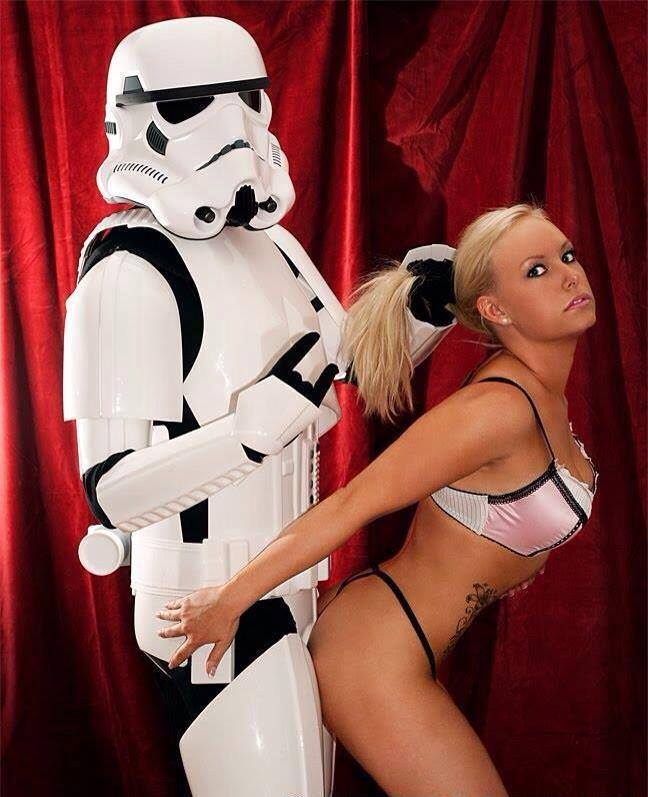 sexy star wars girls