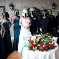Fett Wedding